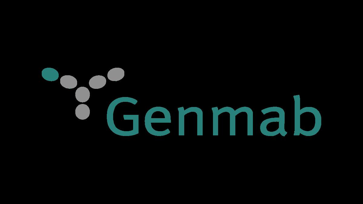 Teknisk analyse av Genmab aksjen logo