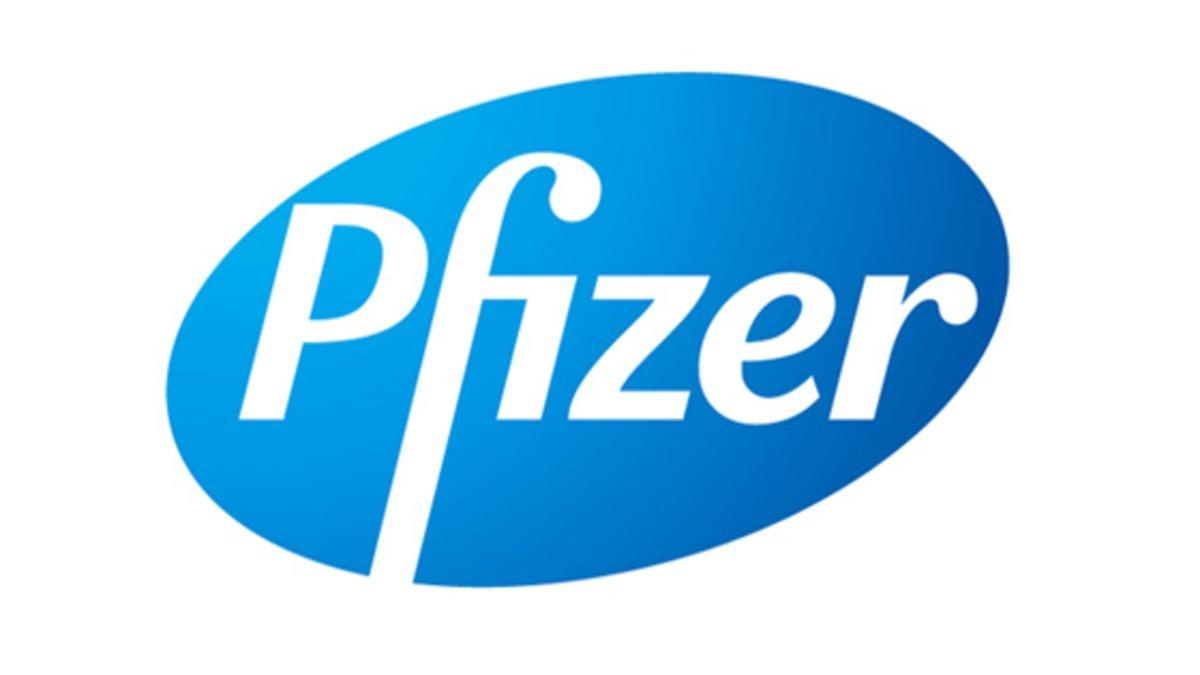 Kjøpe Pfizer aksjer Teknisk analyse av Pfizer aksjer aksjen aksje logo