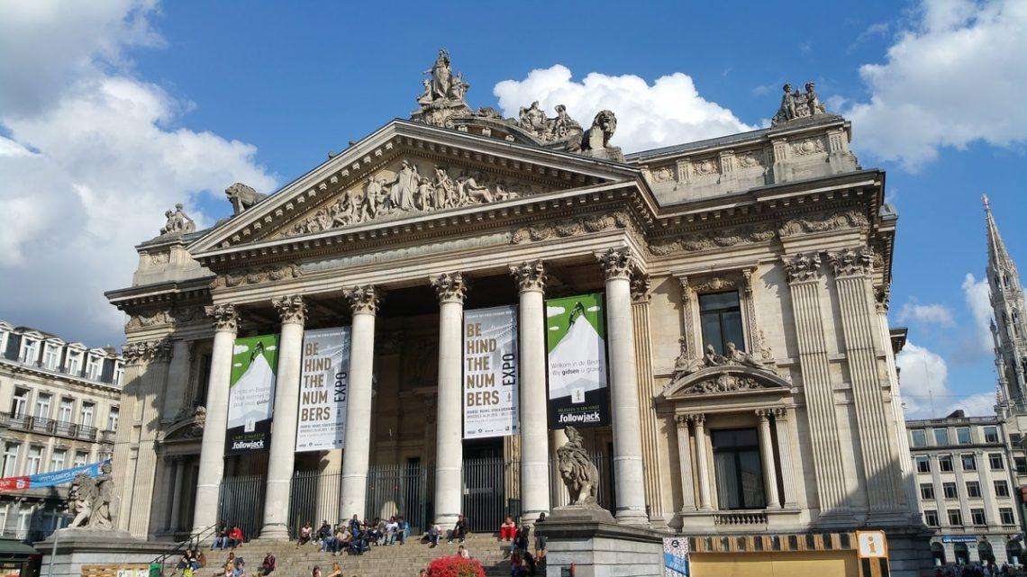 kurtasjefri Aksjehandel på Brussels Stock Exchange aksjer investere kjøpe