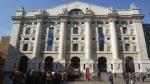 Aksjehandel på Milano Stock Exchange kjøpe italienske aksjer