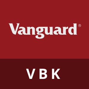 Vanguard Small-Cap Growth ETF vbk