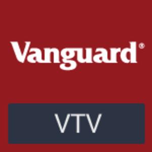 Vanguard Value ETF vtv børsnotert fond