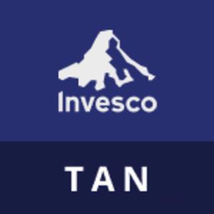 Kjøpe Invesco Solar ETF uten kurtasje solcelle fond solenergi børsfond børsnotert