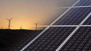 Kjøpe fornybar energi ETF uten kurtasje børsfond ren energi kraft