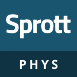 Kjøpe Sprott Physical Gold Trust ETF uten kurtasje fysisk gull investere børsnotert fond