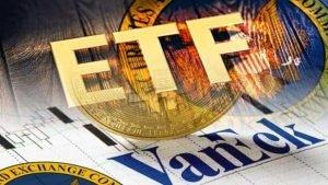 Kjøpe VanEck Bitcoin ETF uten kurtasje børsnotert fond kryptovaluta
