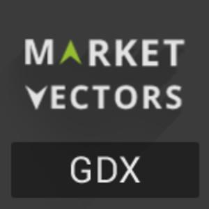 Kjøpe VanEck Vectors Gold Miners ETF uten kurtasje gullgruver børsnoterte fond