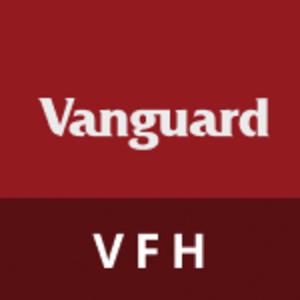 Kjøpe Vanguard Financial ETF uten kurtasje børsnotert fond