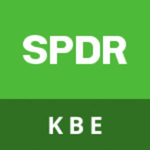 kjøp SPDR S&P Bank ETF uten kurtasje børsnotert fond