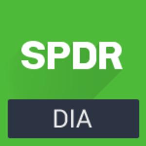 kjøpe SPDR Dow Jones Industrial Average ETF børsnotert fond trust