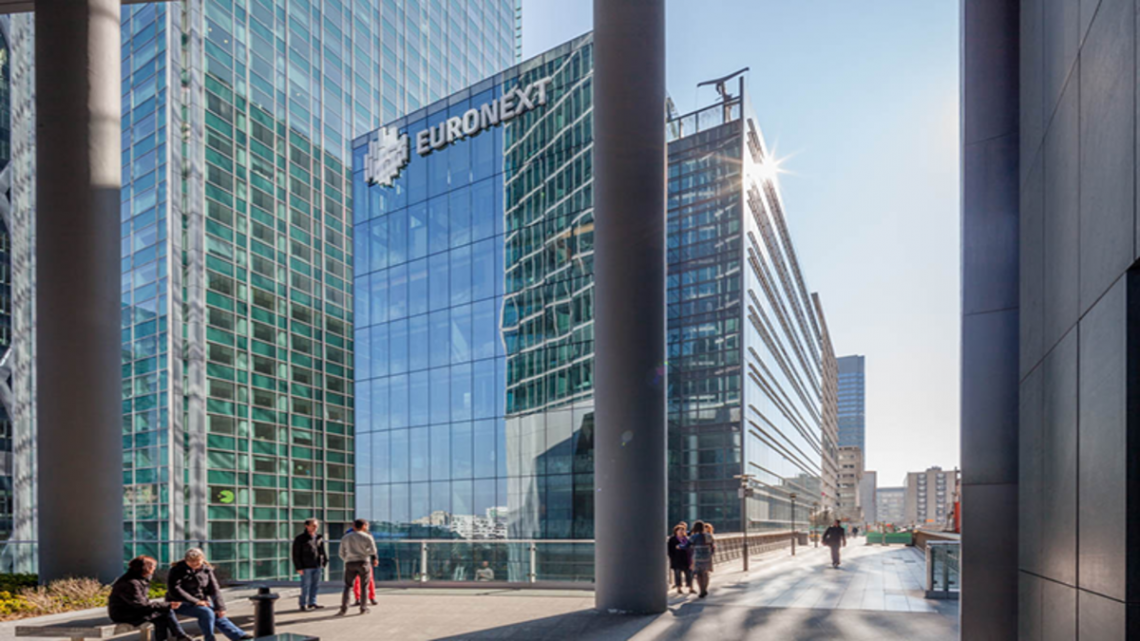 Kurtasjefri aksjehandel på Euronext Paris investere franske aksjer børs børsen frankrike